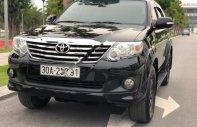 Bán Toyota Fortuner 2.7V sản xuất năm 2015, màu đen   giá 790 triệu tại Hà Nội