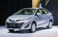 Bán xe Toyota Vios 2018, màu bạc giá cạnh tranh giá 545 triệu tại Hà Nội