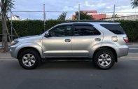 Cần bán xe Toyota Fortuner 2.5G năm sản xuất 2011, màu bạc chính chủ giá 675 triệu tại Tp.HCM