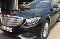 Cần bán Mercedes C250 Exclusive đời 2016, màu đen giá 1 tỷ 310 tr tại Hà Nội