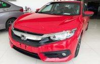 Bán Honda Civic 1.8E sản xuất 2018, màu đỏ, nhập khẩu nguyên chiếc giá 763 triệu tại Thái Nguyên