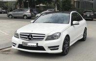Cần bán lại xe Mercedes C300 AMG đời 2013, màu trắng, nhập khẩu nguyên chiếc chính chủ giá 890 triệu tại Hà Nội
