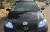Bán ô tô Toyota Vios đời 2005, màu đen chính chủ giá 175 triệu tại Hà Nội