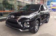 Cần bán Toyota Fortuner 2.4 năm sản xuất 2018, màu đen giá 1 tỷ 94 tr tại Tp.HCM
