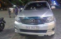 Bán xe Toyota Fortuner sản xuất năm 2012, màu bạc, 700tr giá 700 triệu tại Bình Thuận