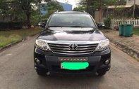 Bán Toyota Fortuner AT năm 2013, màu đen, nhập khẩu nguyên chiếc số tự động giá cạnh tranh giá 718 triệu tại Bình Dương