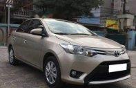Cần bán Toyota Vios sản xuất 2016, màu vàng, 446tr giá 446 triệu tại Tp.HCM