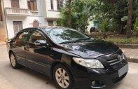 Cần bán xe Toyota Corolla altis MT năm 2009, màu bạc chính chủ giá 398 triệu tại Tp.HCM