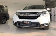 Bán ô tô Honda CR V đời 2018, màu trắng, nhập khẩu nguyên chiếc giá 1 tỷ 83 tr tại Tp.HCM