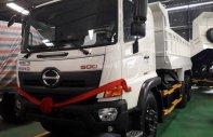 Giá xe Ben Hino 3 Chân - FM8JN7A - 14 tấn - 10 khối - loại 2 cầu thật giá 1 tỷ 780 tr tại Tp.HCM