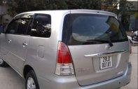Bán ô tô Toyota Innova MT đời 2011, màu bạc, 475 triệu giá 475 triệu tại Hà Nội