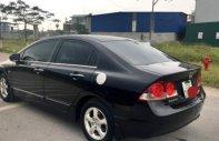 Cần bán Honda Civic sản xuất năm 2008, màu đen giá 365 triệu tại Hà Nội
