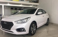 Bán ô tô Hyundai Accent 2018, màu trắng giá 540 triệu tại Tp.HCM