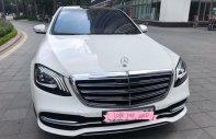 Bán ô tô Mercedes S450l Luxury đời 2018, màu trắng, nhập khẩu nguyên chiếc giá 4 tỷ 750 tr tại Hà Nội