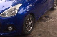 Cần bán gấp Hyundai Grand i10 1.0 MT Base sản xuất năm 2014, màu xanh lam, nhập khẩu, giá chỉ 250 triệu giá 250 triệu tại Hà Nội