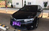 Cần bán Toyota Corolla altis sản xuất 2017, màu đen giá 735 triệu tại Thái Nguyên