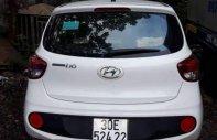 Bán xe Hyundai Grand i10 sản xuất 2017, màu trắng   giá 360 triệu tại Hà Nội