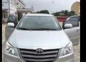 Cần bán lại xe Toyota Innova 2.0 E năm 2016, màu bạc, giá chỉ 650 triệu giá 650 triệu tại Phú Thọ