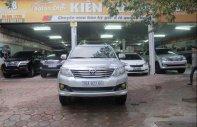 Cần bán Toyota Fortuner sản xuất 2012, màu bạc, giá chỉ 745 triệu giá 745 triệu tại Hà Nội