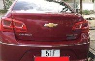 Chính chủ bán xe Chevrolet Cruze LTZ sản xuất 2016, màu đỏ giá 490 triệu tại Tp.HCM