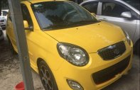 Cần bán gấp Kia Morning năm sản xuất 2012, màu vàng số tự động, giá chỉ 248 triệu giá 248 triệu tại Hà Nội