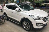 Cần bán Hyundai Santa Fe 2.2L 4WD 2015, màu trắng chính chủ giá cạnh tranh giá 968 triệu tại Hà Nội