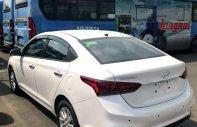 Cần bán lại xe Hyundai Accent năm sản xuất 2018, màu trắng, 499 triệu giá 499 triệu tại Tp.HCM