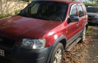 Cần bán Ford Escape 3.0 V6 AT đời 2002, màu đỏ số tự động giá 160 triệu tại Gia Lai