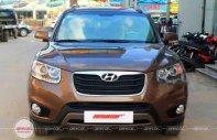 Bán Hyundai Santa Fe năm sản xuất 2011, màu nâu, giá 715tr giá 715 triệu tại Tp.HCM