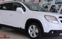 Cần bán gấp Chevrolet Orlando sản xuất năm 2017, màu trắng, giá tốt giá Giá thỏa thuận tại Nghệ An
