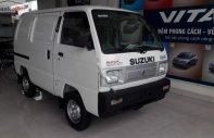 Cần bán Suzuki Super Carry Van Blind Van đời 2018, màu trắng giá 290 triệu tại Hà Nội