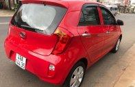 Cần bán xe Kia Morning đời 2013, màu đỏ giá 242 triệu tại Lâm Đồng