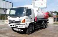 Bán xe chở xăng dầu Hino 17 khối giá 1 tỷ 200 tr tại Hà Nội