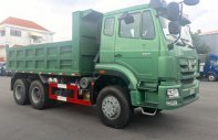 Bán xe Ben Howo 3 chân động cơ 290hp, hỗ trợ trả góp 90% giá 995 triệu tại Đắk Nông