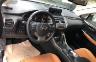 Bán Lexus NX 300 năm sản xuất 2018, màu đen, xe nhập giá 2 tỷ 439 tr tại Hà Nội