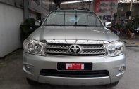 Bán xe Fortuner V sản xuất 2011 màu bạc giá 620 triệu tại Tp.HCM