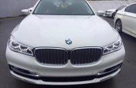 Bán BMW 7 Series 740Li năm sản xuất 2018, màu trắng, nhập khẩu nguyên chiếc giá 4 tỷ 949 tr tại Hà Nội