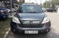 Bán Honda CR V 2.4 đời 2009, màu xám (ghi), 518 triệu giá 518 triệu tại Hà Nội