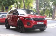 Cần bán LandRover Evoque đời 2013 màu đỏ, model 2014 đã qua sử dụng chất lượng cao giá 1 tỷ 680 tr tại Hà Nội