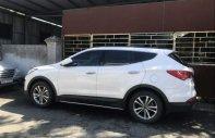 Cần bán Hyundai Santa Fe năm sản xuất 2015, màu trắng giá 850 triệu tại BR-Vũng Tàu