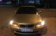 Bán xe Honda Accord năm sản xuất 2002, màu vàng, nhập khẩu  giá 225 triệu tại Bình Dương