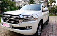 Cần bán xe Toyota Land Cruiser VX 4.6 V8 SX 2016, màu trắng, nhập khẩu giá 3 tỷ 899 tr tại Hà Nội