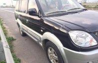 Cần bán lại xe Mitsubishi Jolie SS sản xuất 2005, màu đen xe gia đình giá 155 triệu tại Ninh Bình
