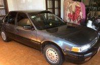 Bán xe Honda Accord 2.0 MT năm 1992, màu đen, nhập khẩu nguyên chiếc giá 115 triệu tại Lâm Đồng