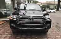 Bán Toyota Land Cruiser 5.7 V8 đời 2016, màu đen, nhập khẩu Mỹ giá 6 tỷ 150 tr tại Hà Nội
