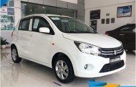 Cần bán Suzuki Celerio 2018 tại lạng sơn , màu trắng, nhập khẩu chính hãng giá tốt giá 329 triệu tại Lạng Sơn