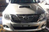 Bán Toyota Hilux 3.0G sản xuất năm 2012, màu bạc, 495tr giá 495 triệu tại Đồng Nai