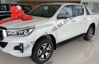 Bán Toyota Hilux G sản xuất năm 2018, màu trắng, nhập khẩu, giá 878tr giá 878 triệu tại Thanh Hóa