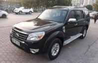 Cần bán xe Ford Everest MT sản xuất 2010, màu đen, xe nhập chính chủ  giá 505 triệu tại Hà Nội