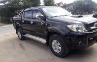 Cần bán xe Toyota Hilux 3.0G 4x4 MT năm 2009, màu đen, xe nhập   giá 355 triệu tại Hà Tĩnh